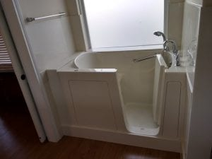 walk-in tubs installer