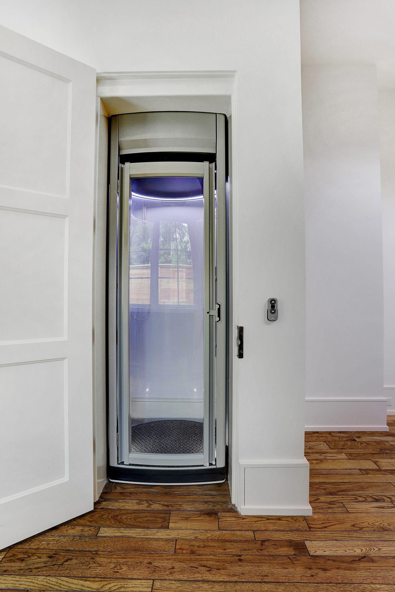 The Stiltz Residential Elevator